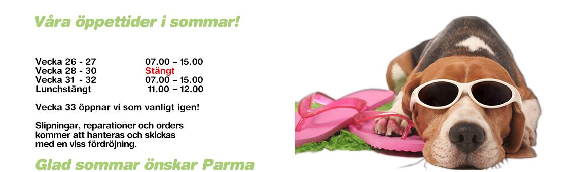 Öppettider Parma
