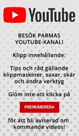 Besök Parma Hundprodukters YouTube-kanal