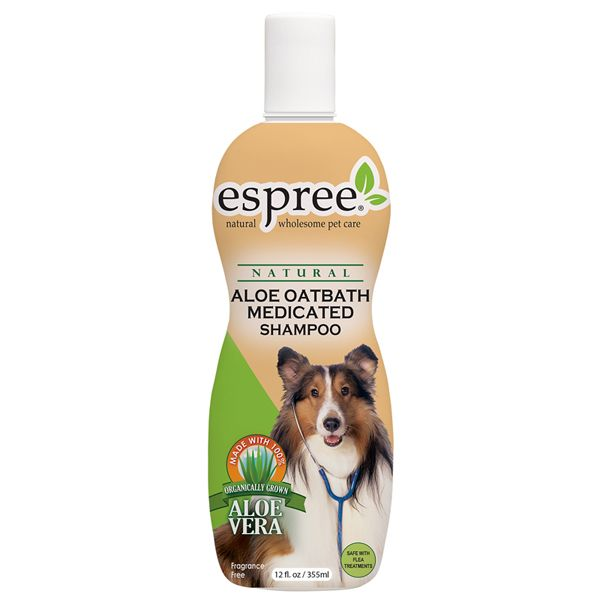 Espree Aloe Oatbath schampo 355 ml