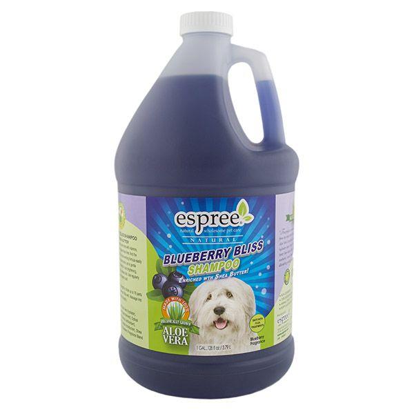 Espree Blueberry schampo 3,8 L