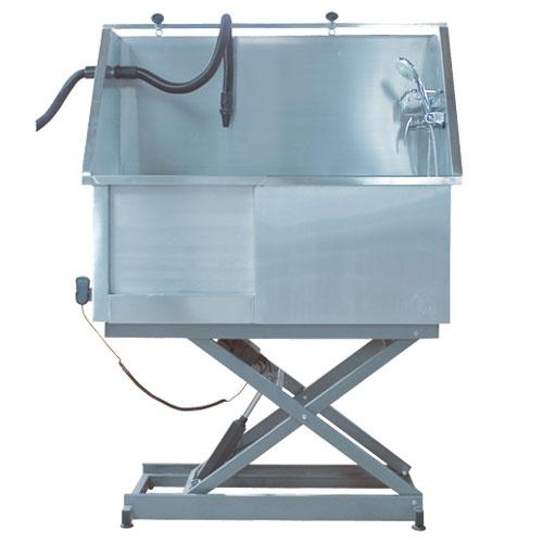 Elektriskt höj o sänkbart badkar