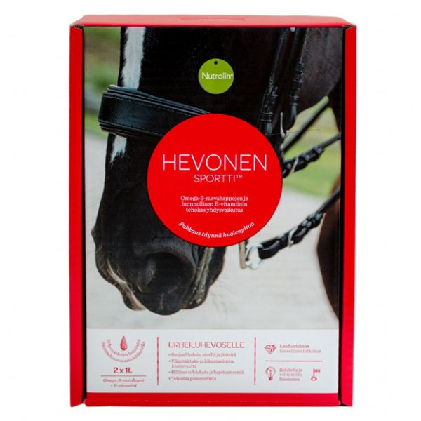 Nutrolin horse sport