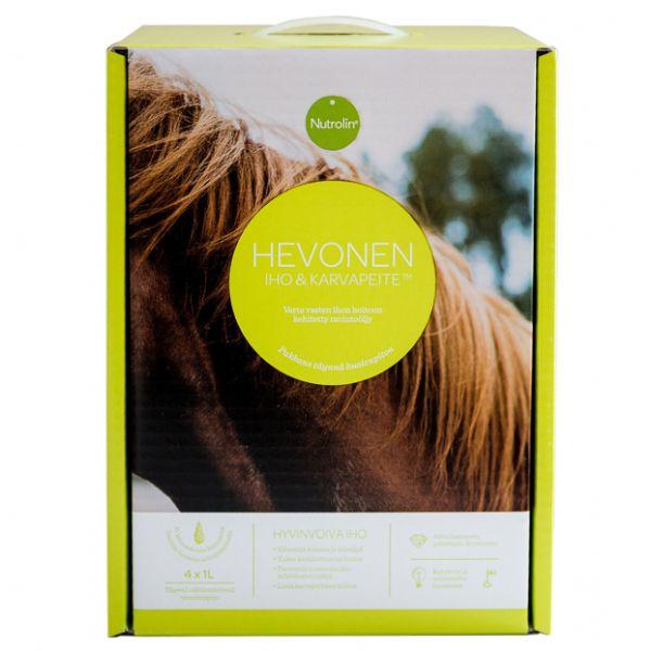 Nutrolin horse skin & coat