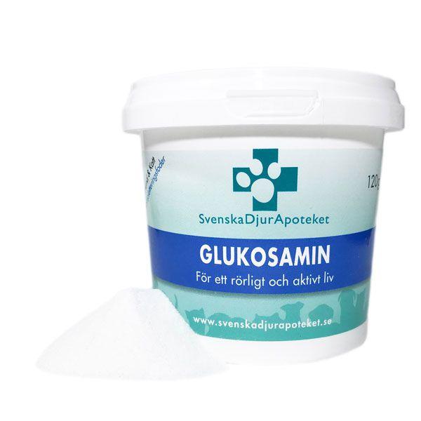 Svenska Djurapoteket Glukosamin