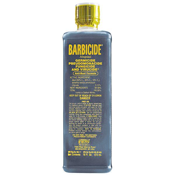 Barbicide desinfektionslösning 480 ml