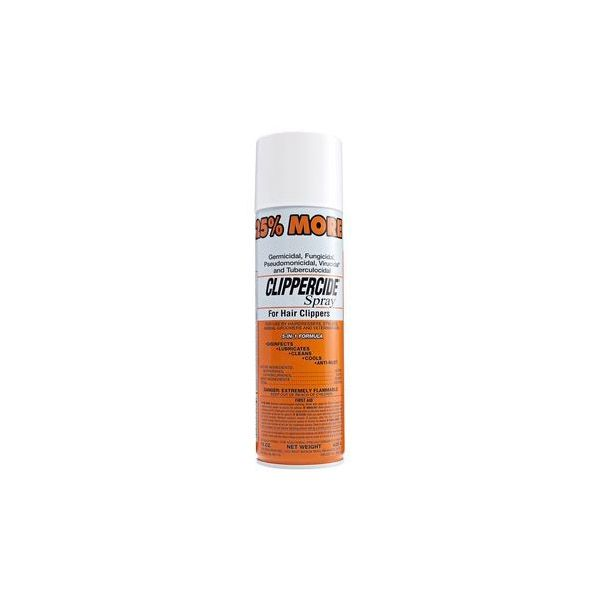 Barbicide clippercide spray