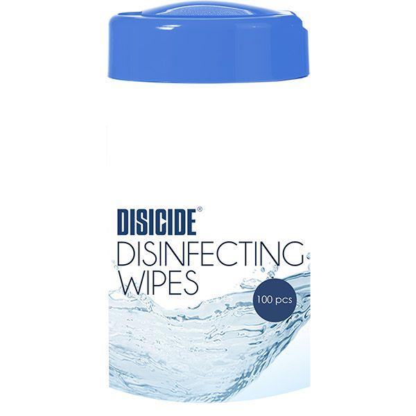 Disicide desinfektionsservetter