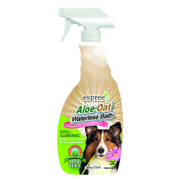Torrschampo Espree Aloe oatbath waterless spray