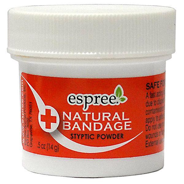 Espree Natural Bandage Styptic Powder 18gr