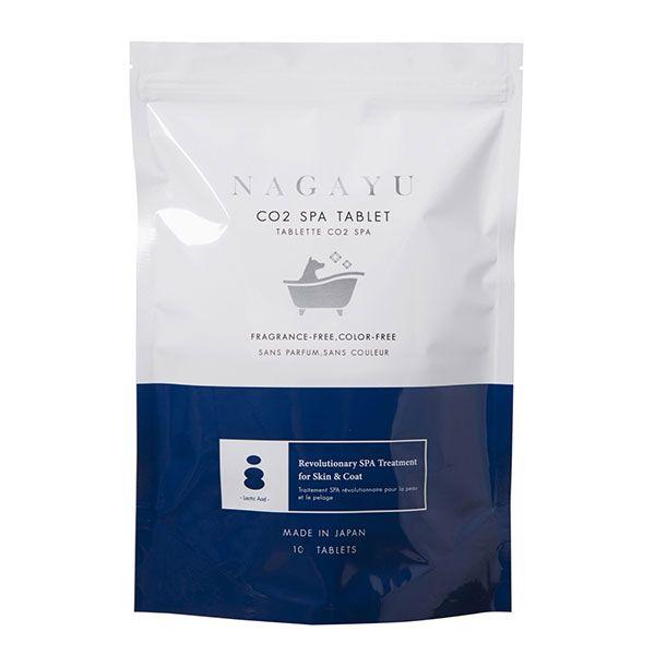 Nagayu C02 tabletter