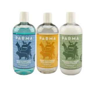 Parma pälsvård 3 x 500 ml