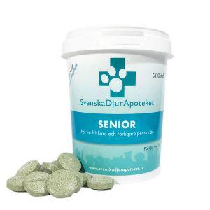 Svenska Djurapoteket Senior tabletter