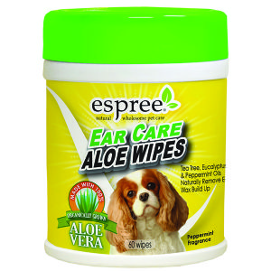 Espree Ear care wipes