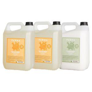 Parma pälsvårdspaket 5 liter - schampo + balsam