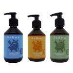 Parma pälsvård prova på 3 x 250 ml